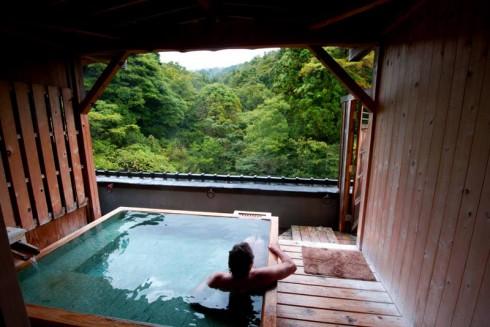 du lịch nghỉ dưỡng với 5 lữ điếm truyền thống Nhật Bản - Kayotei 1 - elle vietnam