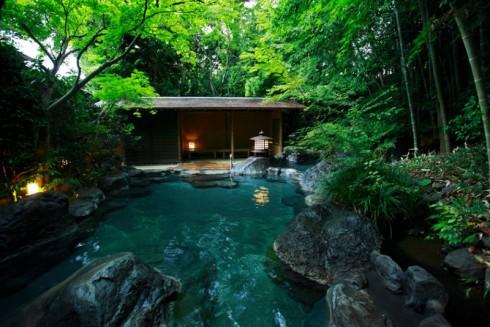 du lịch nghỉ dưỡng với 5 lữ điếm truyền thống Nhật Bản - Yagyu No Sho - elle vietnam