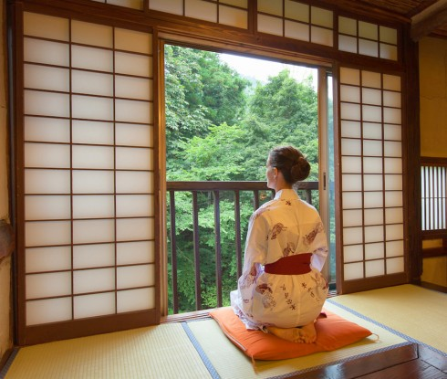 du lịch nghỉ dưỡng với 5 lữ điếm truyền thống Nhật Bản - heading picture - elle vietnam