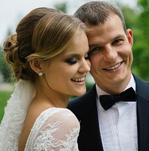 Thiên thần Victoria's Secret làm đám cưới