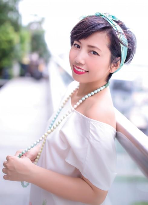 Chị Huỳnh Hải Yến