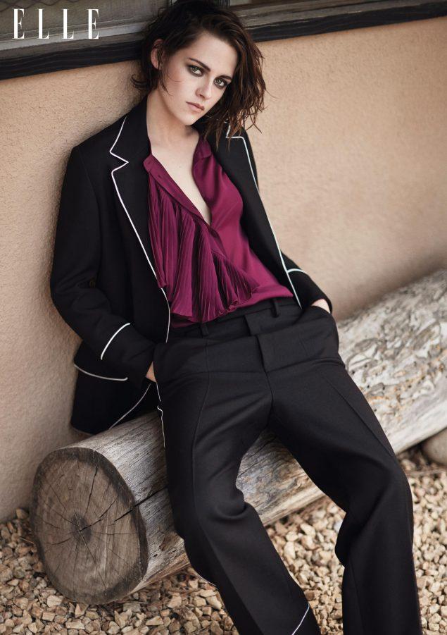 Kristen Stewart - Phá vỡ quy tắc