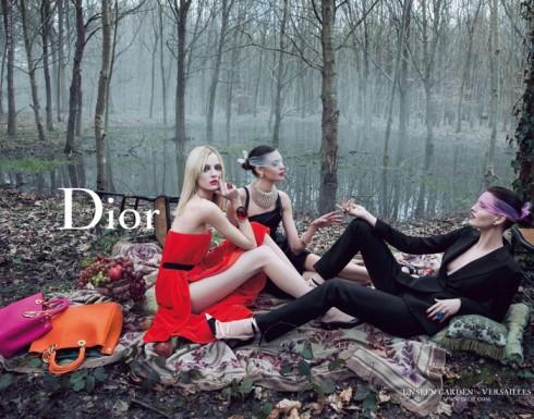 10 thương hiệu thời trang xa hoa nhất trên thế giới - Dior - elle vietnam