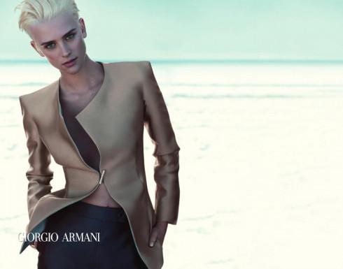 10 thương hiệu thời trang xa hoa nhất trên thế giới - Giorgrio Armani - elle vietnam