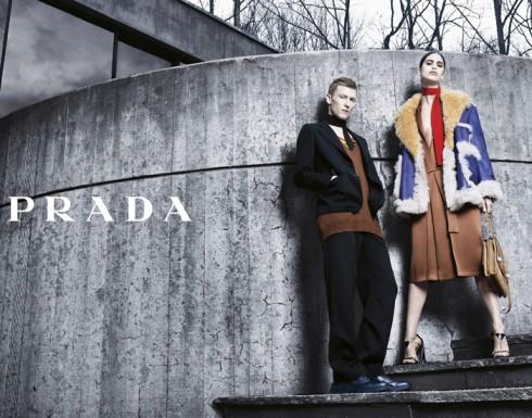 10 thương hiệu thời trang xa hoa nhất trên thế giới - Prada - elle vietnam
