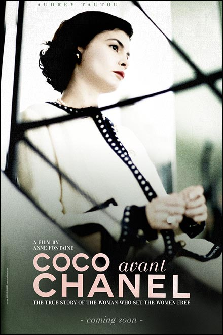Thời trang trong phim: Coco Before Chanel