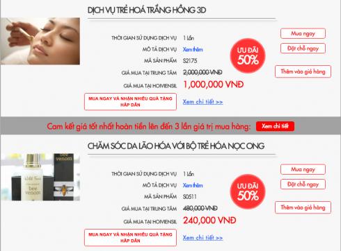 HoivienSIL - Hệ thống bán thẻ hội viên đầu tiên tại Việt Nam