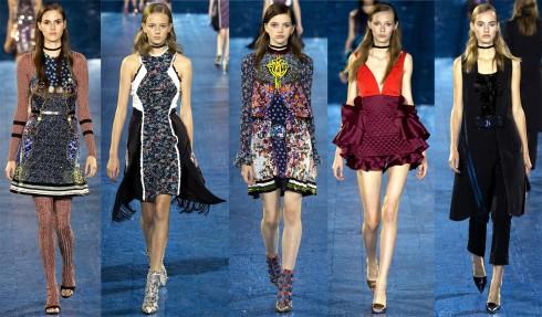 """Mary Katrantzou đã thoát khỏi danh xưng """"người trang trí"""" mà giới phê bình thời trang đã gán cho cô với BST mới."""