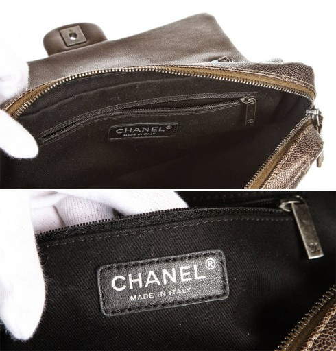 do hieu authentic chanel nhan ben trong
