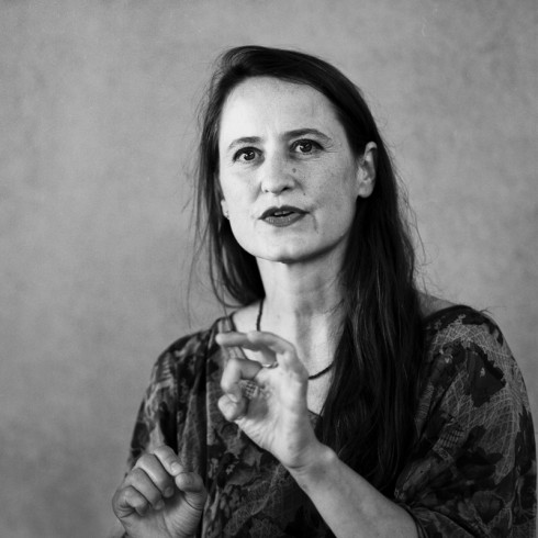 Nghệ sỹ Sasha Waltz