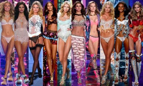 Thế hệ thiên thần mới của Victoria's Secret - heading image - elle vietnam