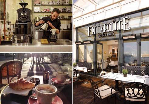 Những quán cà phê mang đậm nét văn hóa của Paris.