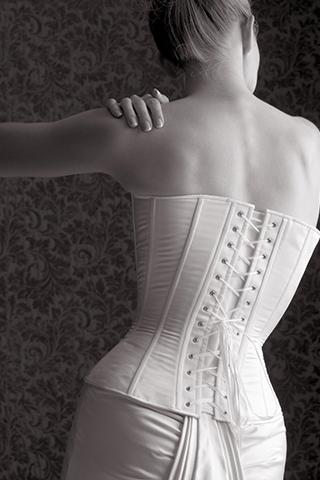Áo corset - Sự quyến rũ đến từ quá khứ