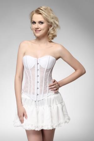 Áo corset rời rất được ưa chuộng.
