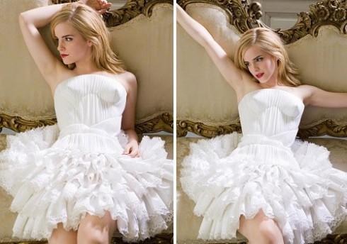 Áo corset gắn liền với váy khá phổ biến trong thời đại ngày nay.