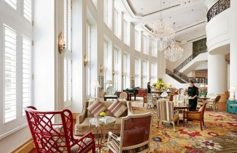 Khách sạn Park Hyatt Saigon tọa lạc tại trung tâm thành phố Hồ Chí Minh, kế bên nhà hát Thành Phố và gần kề các địa danh văn hóa và lịch sử nổi tiếng.
