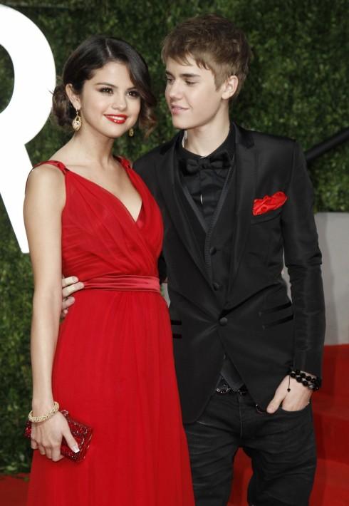 Selena Gomez & Justin Beiber