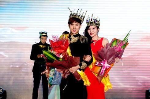Giải thưởng King được trao cho ca sĩ Nguyên Vũ