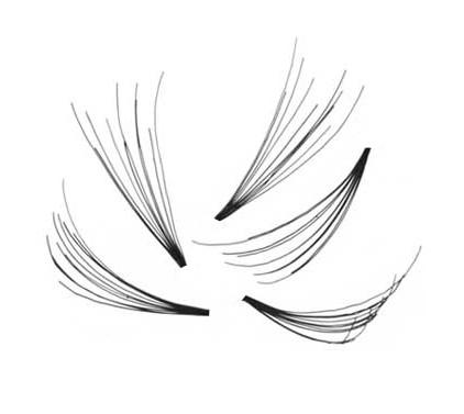 Sử dụng mi mắt loại rời sẽ giúp đôi mắt của bạn thoải mái hơn