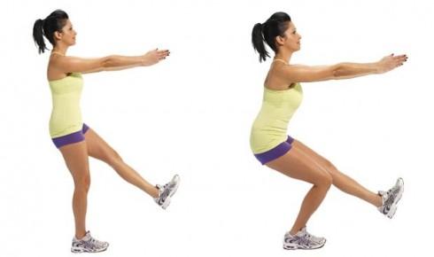 bài tập thể dục buổi sáng