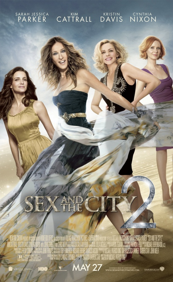 Thời trang trong phim: Sex And The City 2