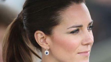 5 kiểu tóc đẹp từ Công nương Kate Middleton