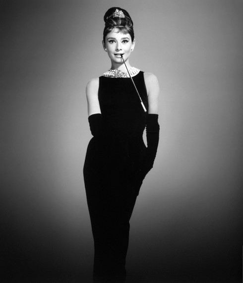 Tạo hình bất hủ của Audrey Hepburn
