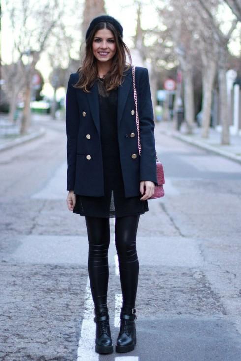 Chiếc áo khoác giúp dáng người khẳng khiu của bạn thêm đầy đặn hơn