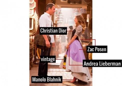 Một chiếc váy phồng dài kiểu mullet của Zac Posen, được kết hợp với áo T-shirt của Christian Dior thật là độc đáo phải không?. Với bộ trang phục này, sẽ mang lại cho bạn một vòng eo con kiến như ý muốn.