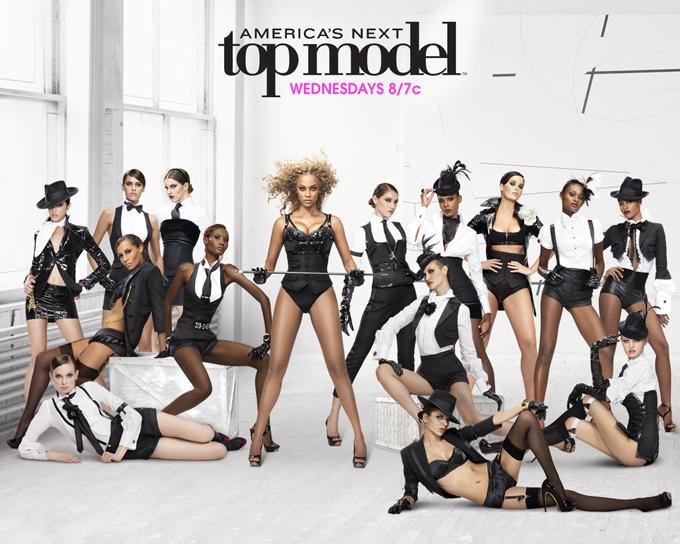 America Next's Top Model