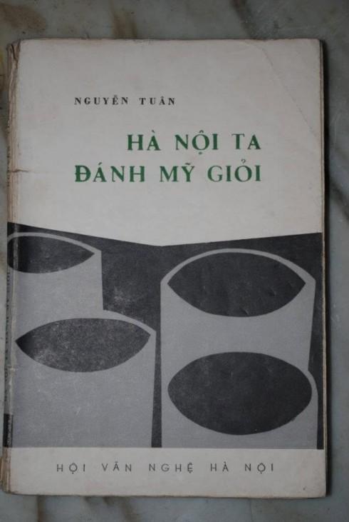 Hà Nội ta đánh Mỹ giỏi - Nguyễn Tuân