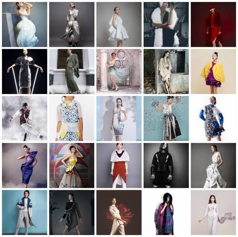 25 Bộ sưu tập thời trang của các trường Đại học