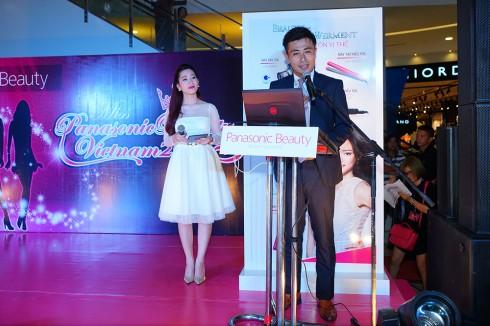 Panasonic trong buổi giới thiệu sản phẩm mới