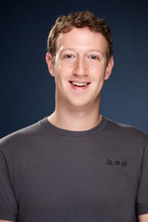 Người sáng lập và là CEO Facebook, Marc Zuckerberg.