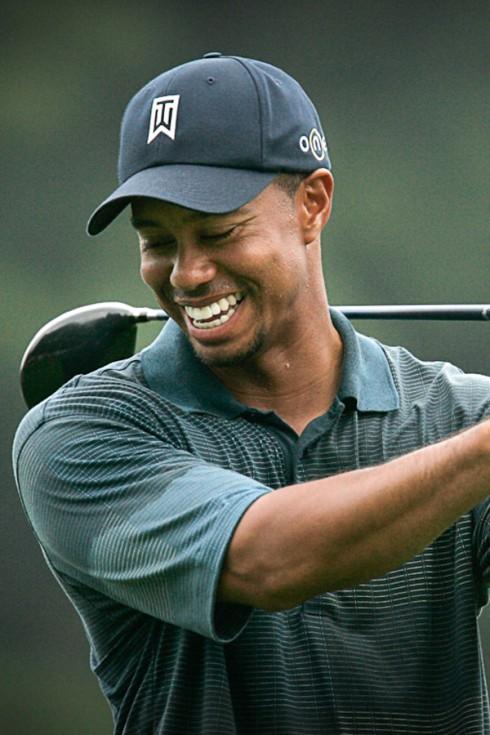 Tỉ phú golf - Tiger Woods.
