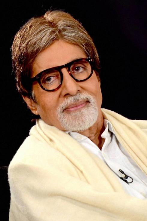 Nam diễn viên kì cựu của Bollywood, Amitabh Bachchan.