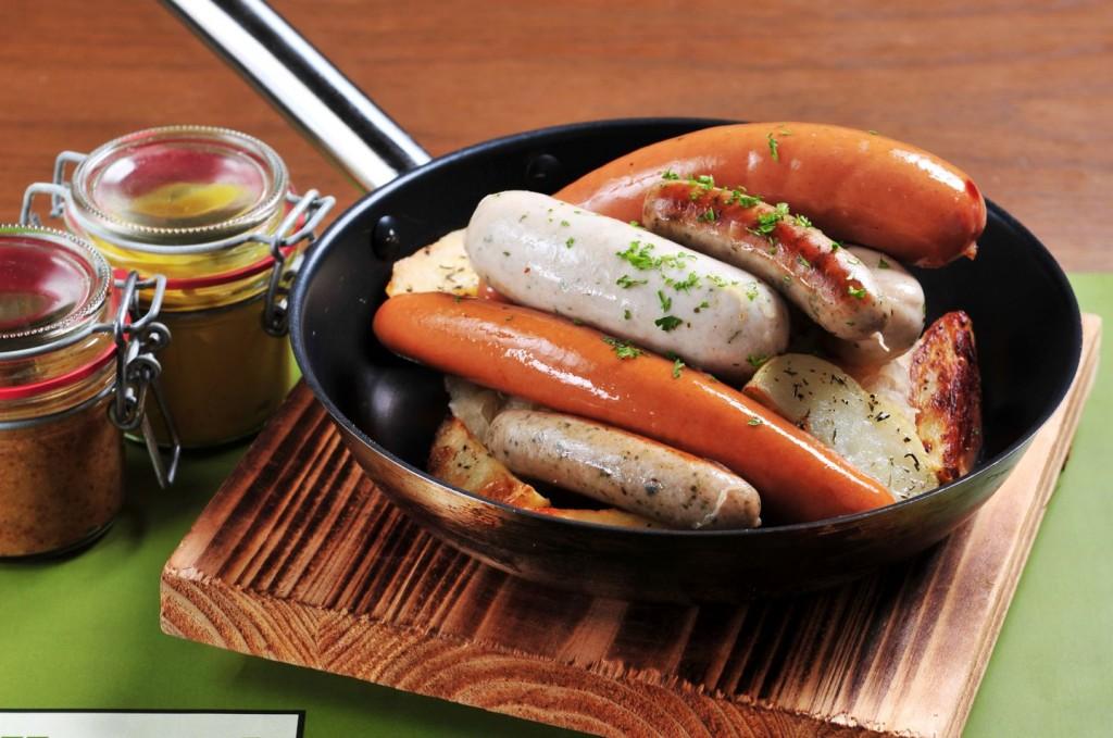 Những món ăn mang đậm hương vị ẩm thực Đức sẽ được giới thiệu trong tháng 10 này tại Silk Path Hà Nội