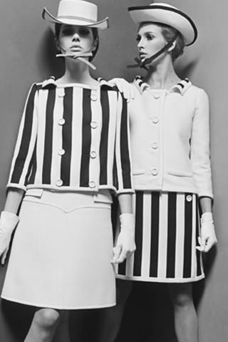 Phong cách đặc trưng thời trang thập niên 60