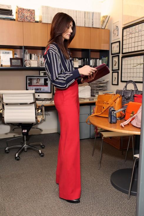 Phong cách thời trang tại nơi làm việc giúp bạn định hình cá tính và tác phong trong công việc.