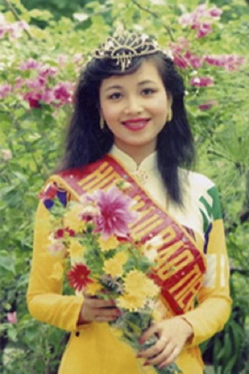 Nguyễn Diệu Hoa năm 1990