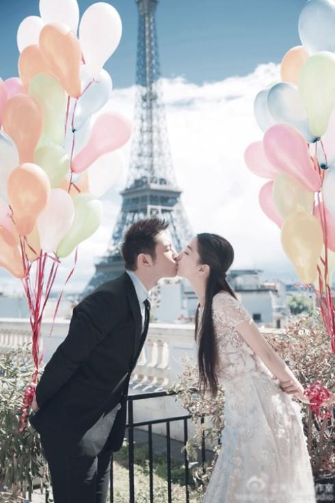 Chặng đường tình yêu của Angelababy và Huỳnh Hiểu Minh