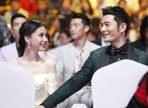 Những cử chỉ quan tâm, chăm sóc ngọt ngào của Huỳnh Hiểu Minh dành cho Angelababy.