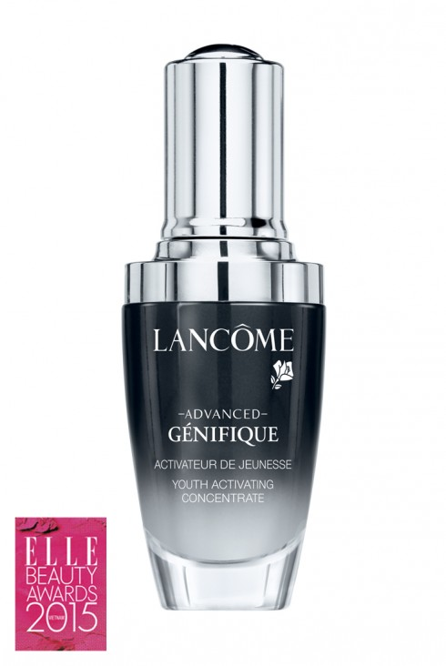 <strong>1.LANCÔME ADVANCED GÉNIFIQUE YOUTH ACTIVATING CONCENTRATE</strong>