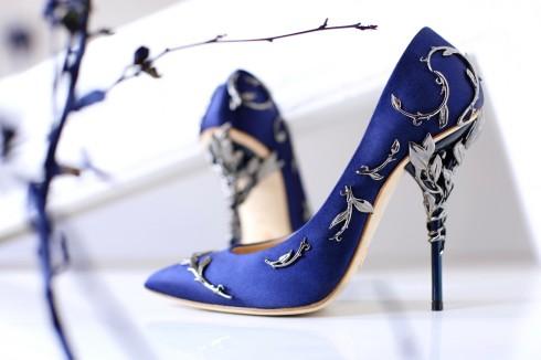 Giày chạm trổ 7
