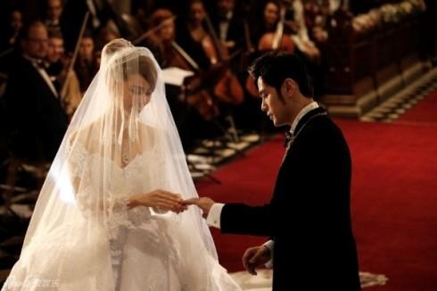 Đám cưới cổ tích của Châu Kiệt Luôn - Côn Lăng chính là điều mà các cô gái hằng mơ ước.