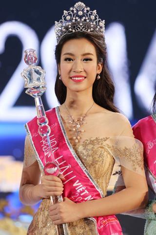 Tân Hoa hậu Việt Nam Đỗ Mỹ Linh & Nhan sắc các Hoa hậu đăng quang từ năm 1988