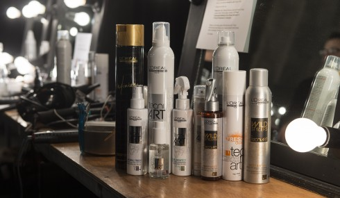 LOréal Professionnel hair stylist products