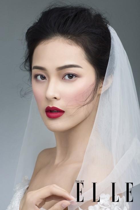 Cô dâu cổ điển