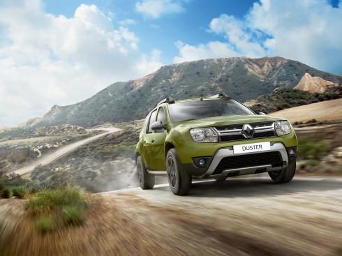 Renault Duster là mẫu xe SUV hiệu suất cao và nhận được nhiều giải thưởng với khả năng vượt mọi địa hình