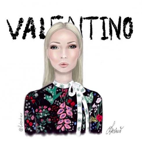 Thương hiệu Valentino